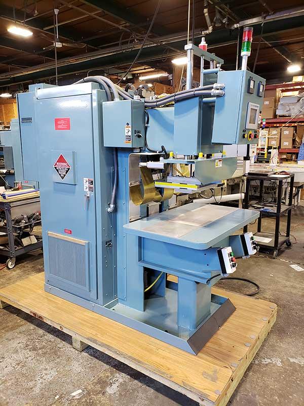 Industrial RF Heat Sealing Machinery, RF Welding Equipment, and RF